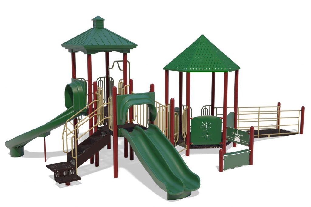 Playground Structure Model B502276R0   Henderson Recreation