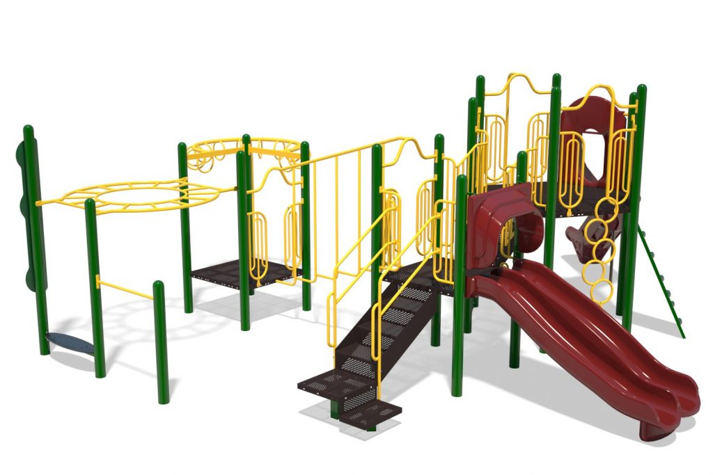 Playground Structure Model B502279R0 | Henderson Recreation