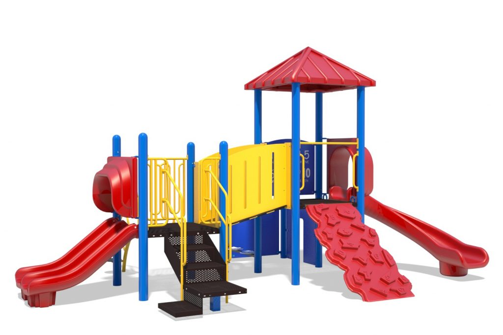 Playground Structure Model B502280R0 | Henderson Recreation