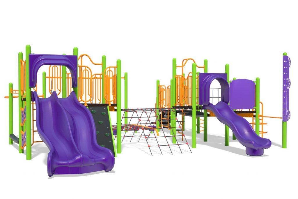 Playground Structure Model B502281R0 | Henderson Recreation