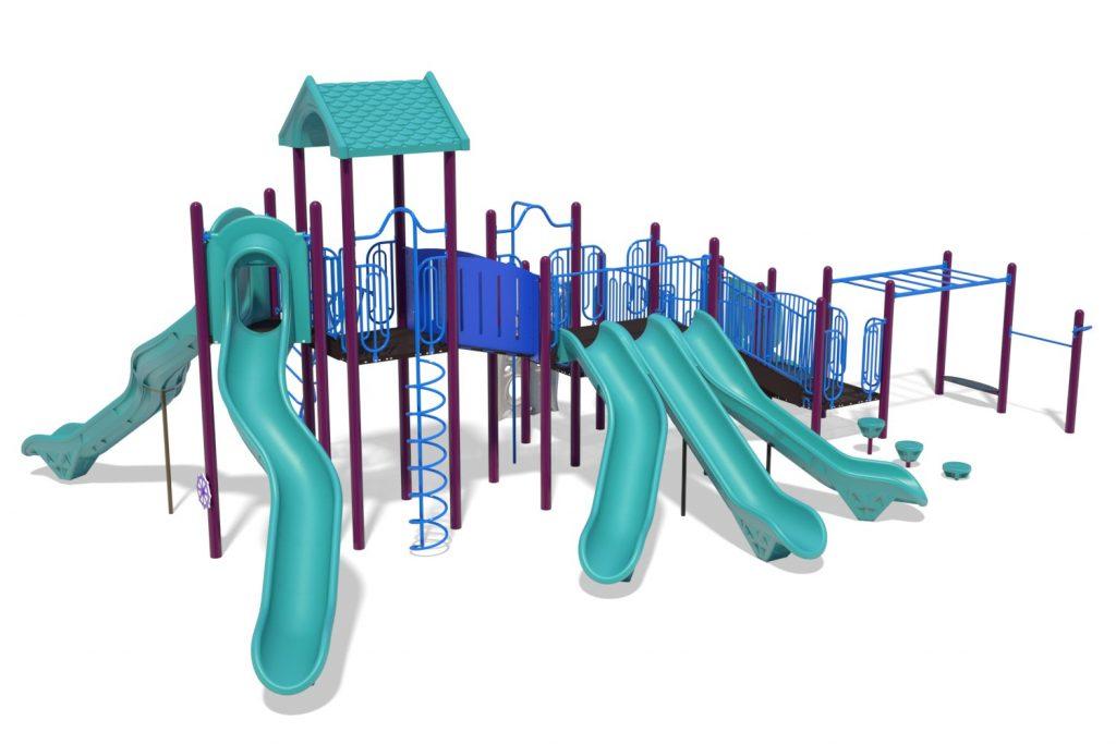 Playground Structure Model B502282R0 | Henderson Recreation