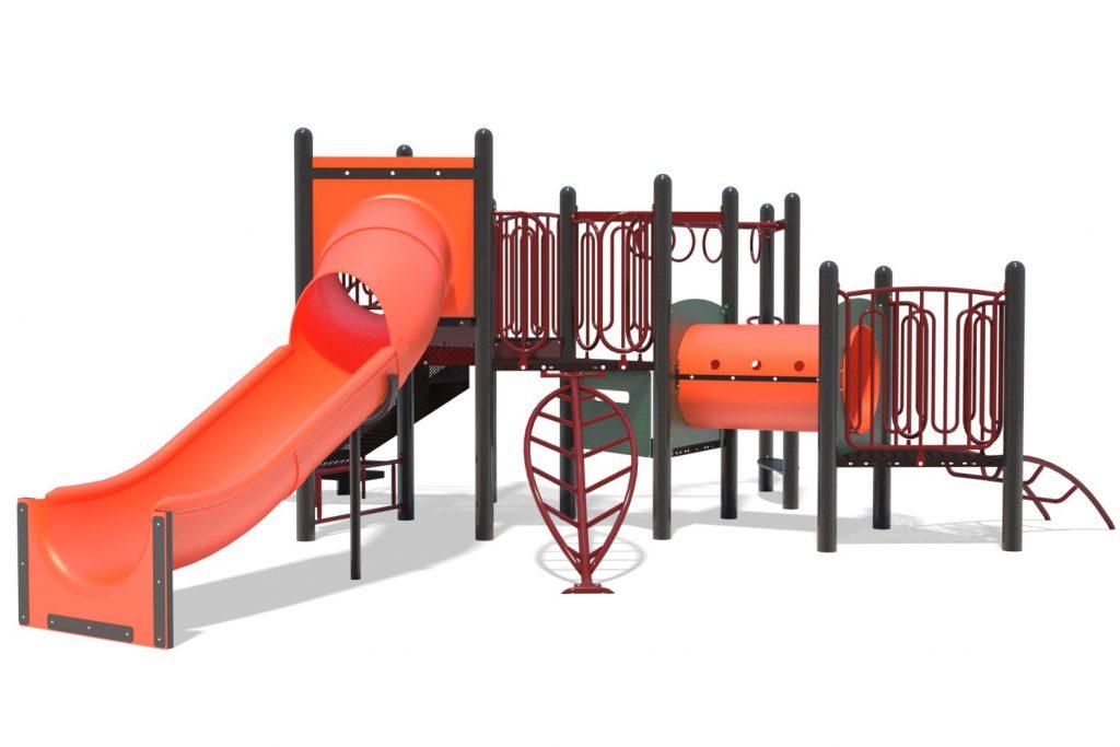 Playground Structure Model B502288R0 | Henderson Recreation