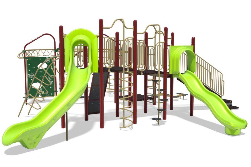 Playground Structure Model B502290R0 | Henderson Recreation