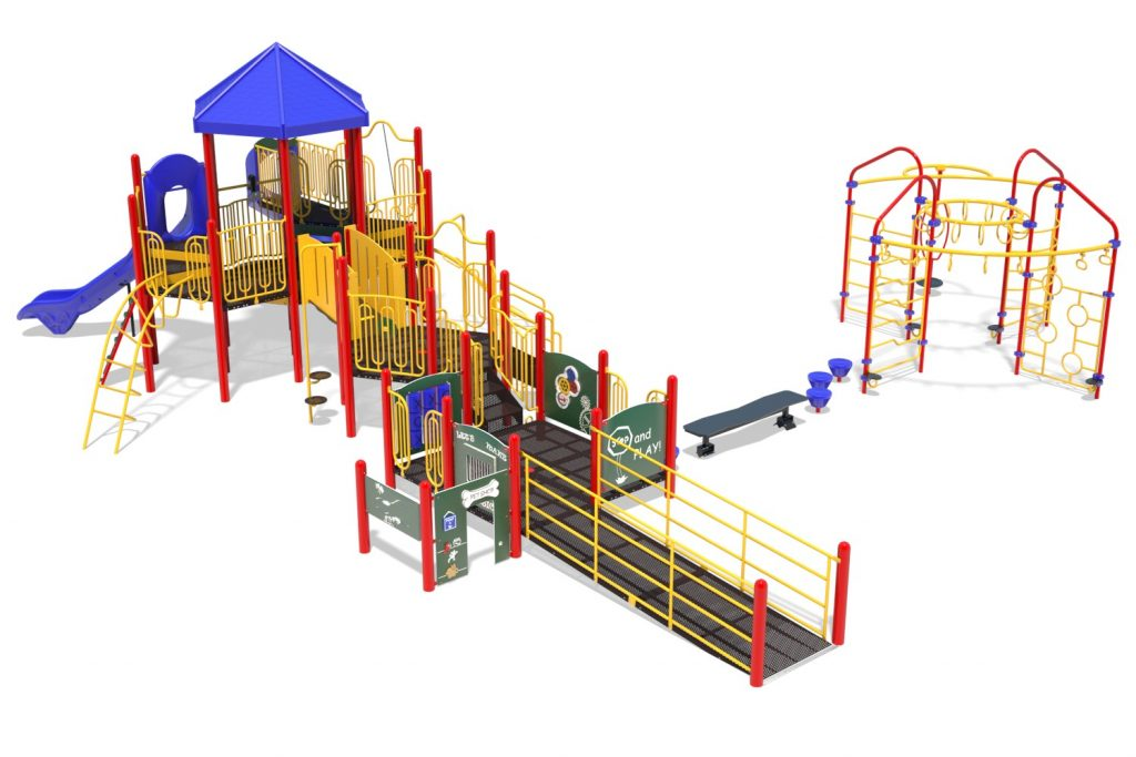 Playground Structure Model B502304R0 | Henderson Recreation