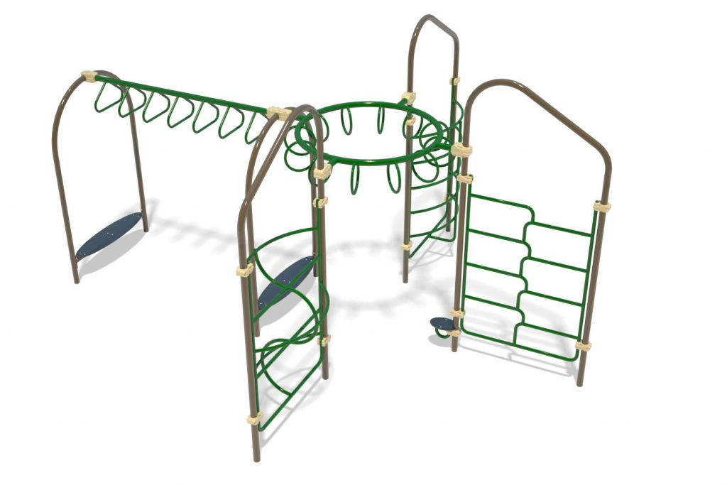 Playground Structure Model OB00452R0 | Henderson Recreation