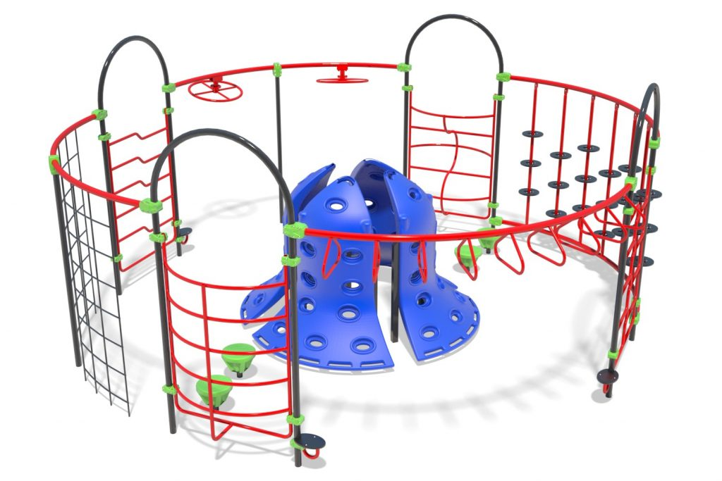 Playground Structure Model OB00463R0 | Henderson Recreation