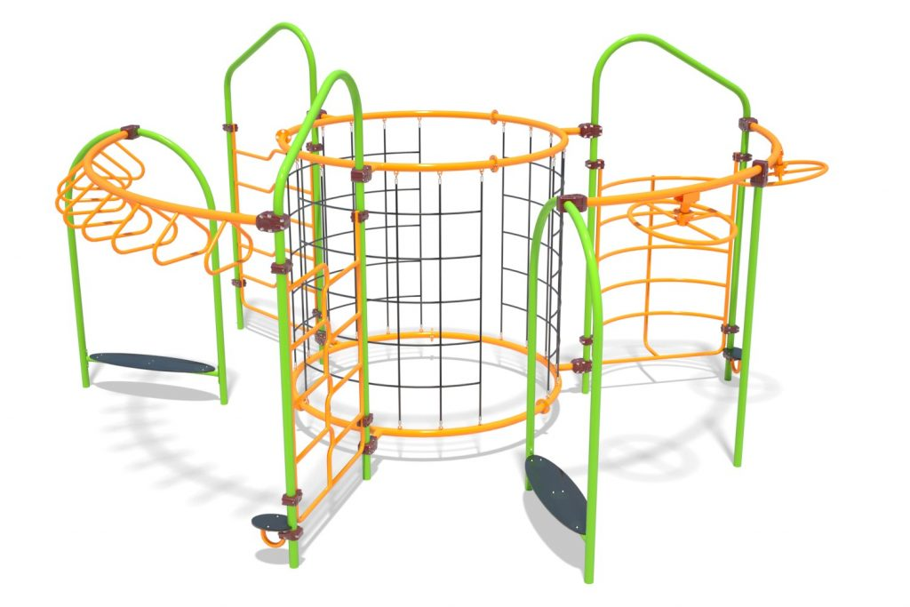 Playground Structure Model OB00465R0 | Henderson Recreation