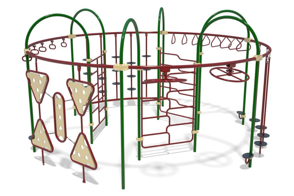 Playground Structure Model OB00466R0 | Henderson Recreation