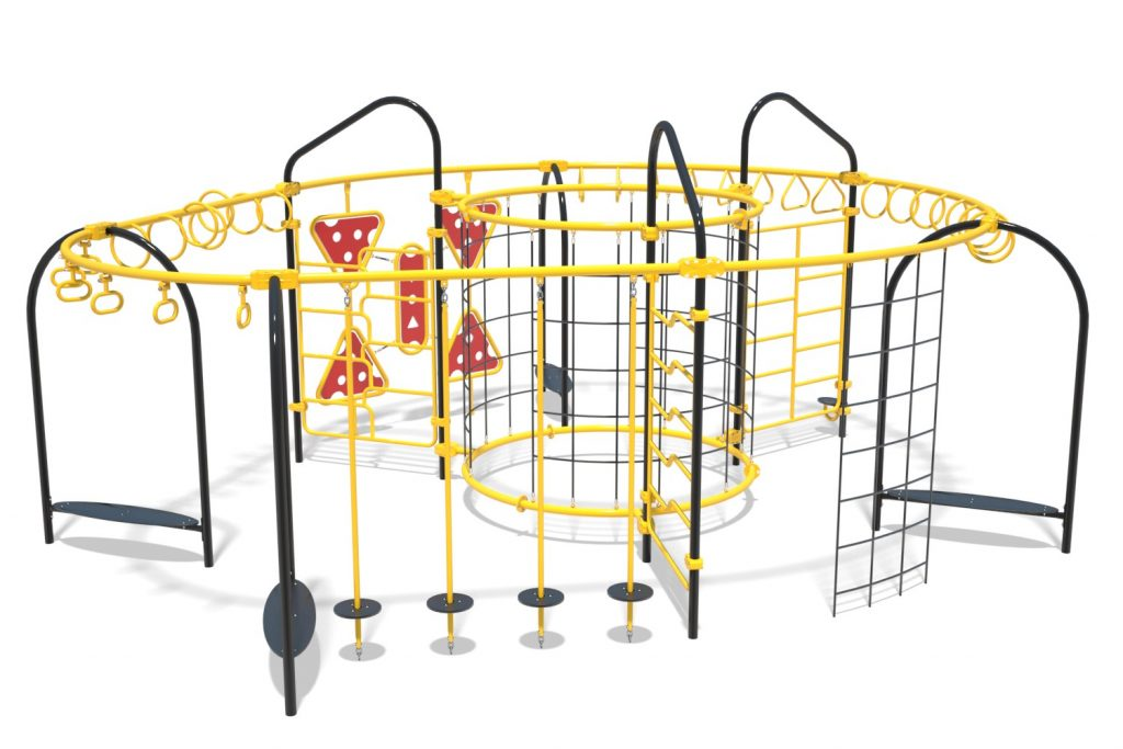 Playground Structure Model OB00467R0 | Henderson Recreation