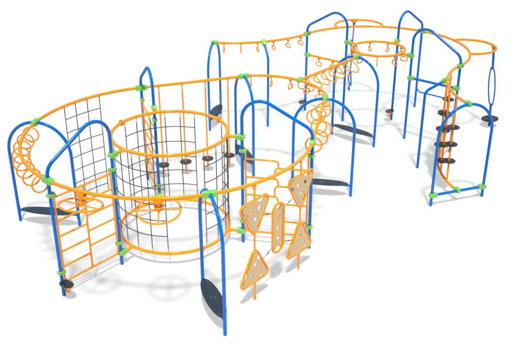 Playground Structure Model OB00473R0 | Henderson Recreation