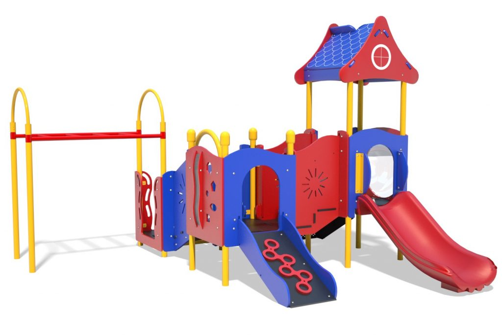 Playground Structure Model PT20064R0 | Henderson Recreation