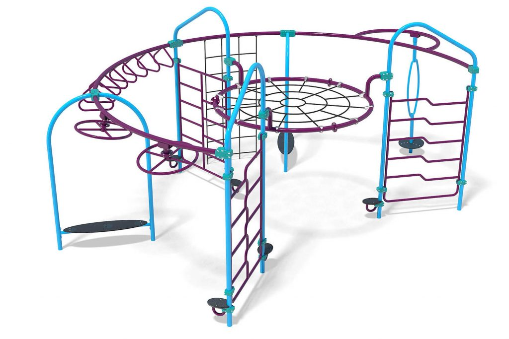 Playground Structure Model OB00375R0 | Henderson Recreation