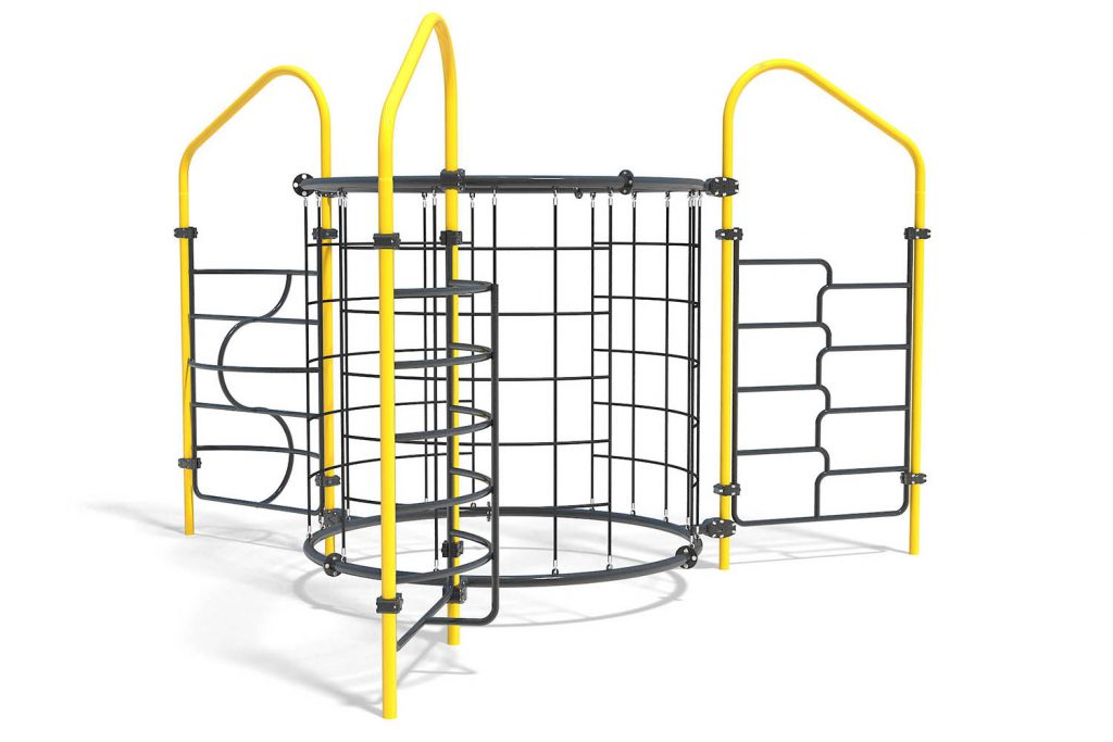 Playground Structure Model OB00376R0 | Henderson Recreation