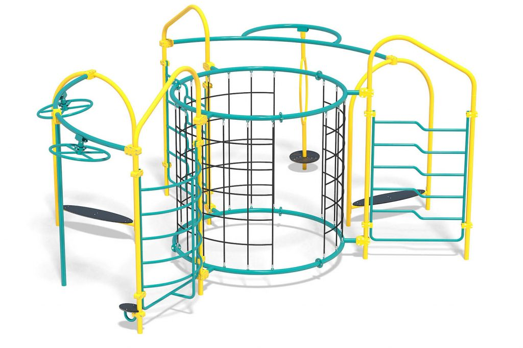 Playground Structure Model OB00384R0 | Henderson Recreation
