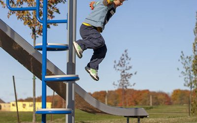 Innovations by School Playground Equipment Suppliers