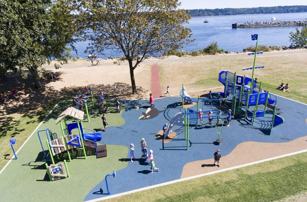 How to choose a Commercial Playground Manufacturer