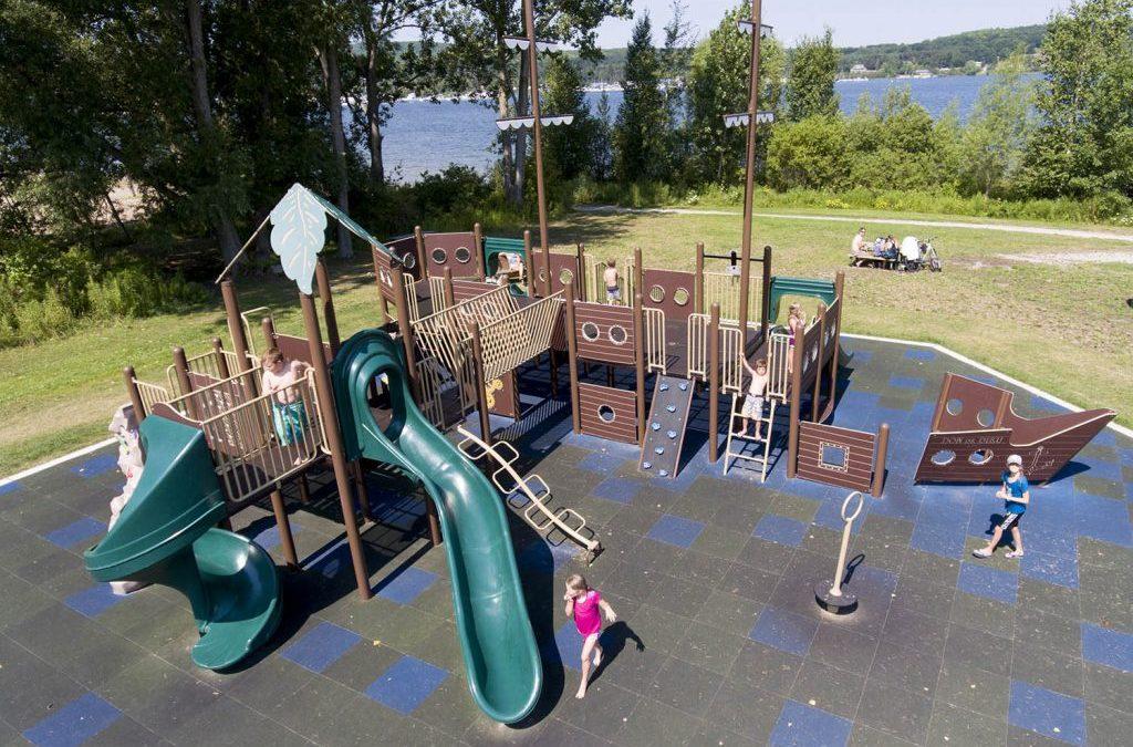 Custom playground equipment | Henderson Recreation