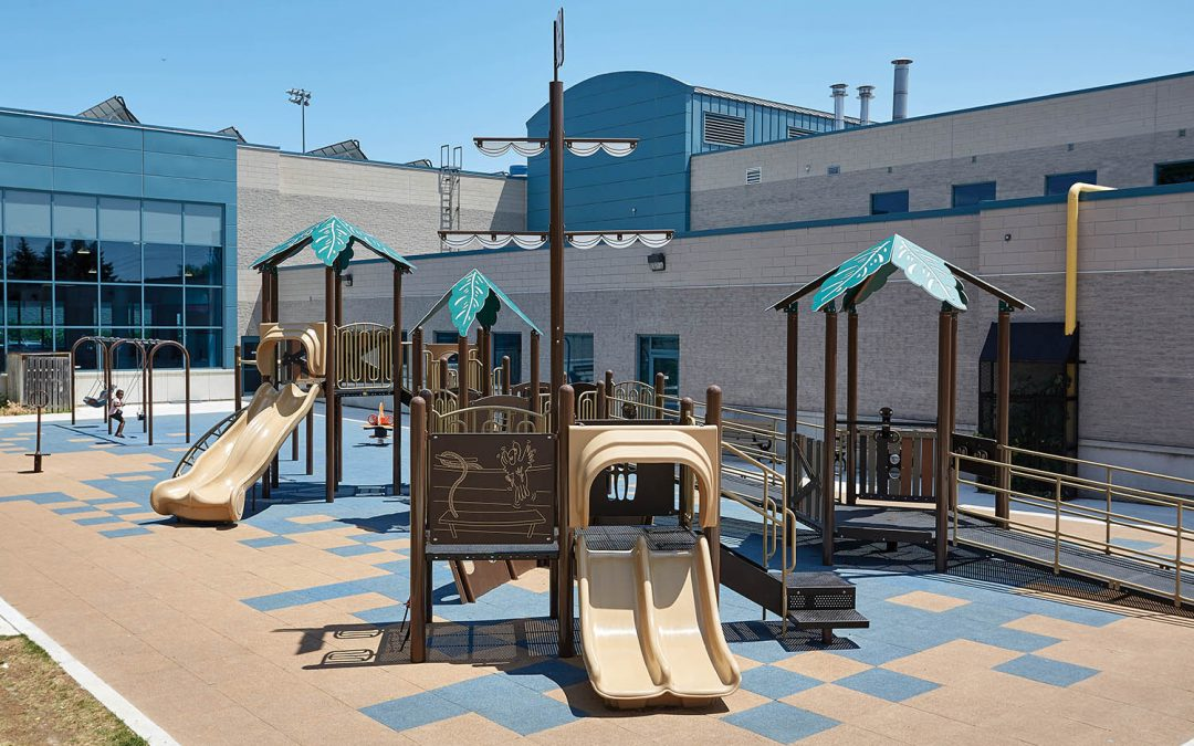 Wheelchair Accessible Playground