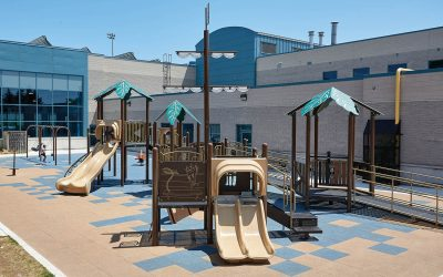 Why every playground needs handicap accessible playground equipment?