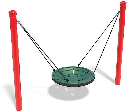 SA-SW390-00 - Multiuser Swing - 1-Bay