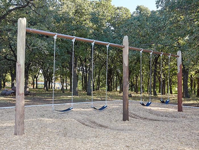 Tree Post Swing