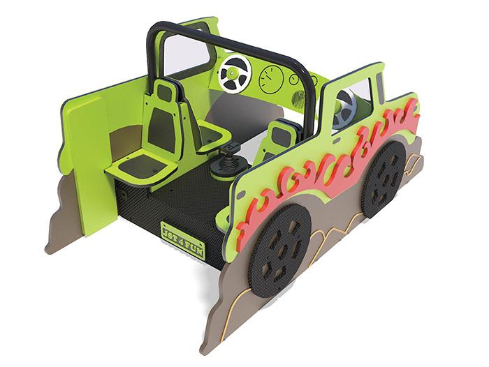 Junior Monster Truck