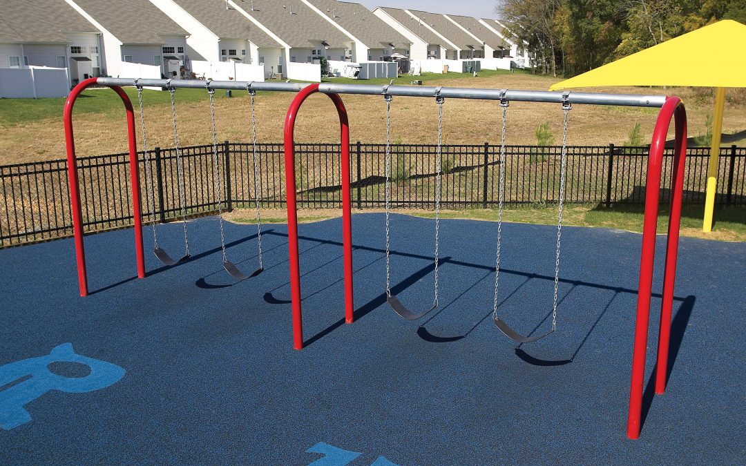 Commercial Playground Surface Options