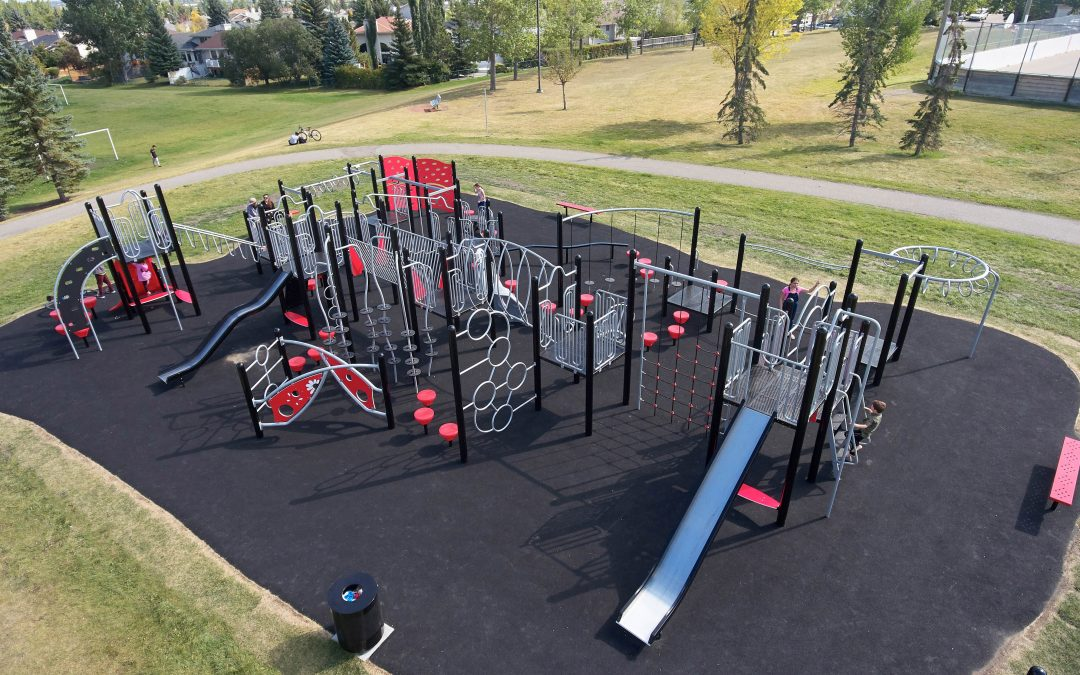 At Henderson Playgrounds, we have been Putting Children First since 1971 by building and designing superior commercial playgrounds for all ages.