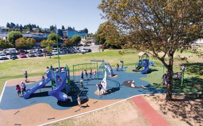 The Benefits of Play: Playgrounds