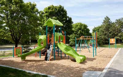 The Benefits of Playgrounds on Mental and Physical Well-being
